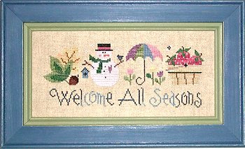 #089 Welcome All Seasons from LizzieKate