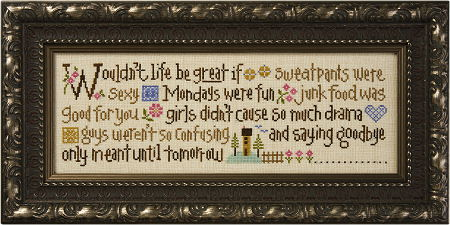#154 Wouldn't Life Be Great? from Lizzie Kate
