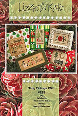 #155 Tiny Tidings XVII