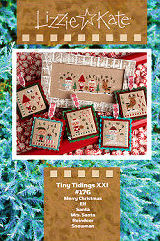 #176 Tiny Tidings XXI