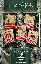 #186 Tiny Tidings XXII