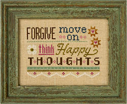 F149 Forgive Move On - 3 Little Words Flip-its model from Lizzie Kate