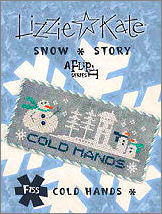 F155 Cold Hands Snow Story Flip-it