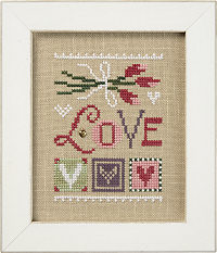F164 Love Celebrate with Charm Flip-it from Lizzie Kate