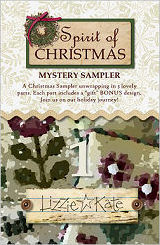 Spirit of Christmas Mystery Sampler PART ONE