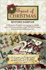Spirit of Christmas Mystery Sampler - Part 2