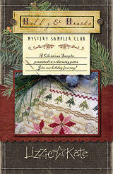 Holly & Hearts Mystery Sampler Part 1