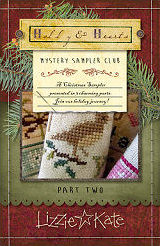 Holly & Hearts Mystery Sampler Part 2