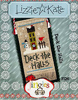F126 Deck the Halls JINGLES Flip-it