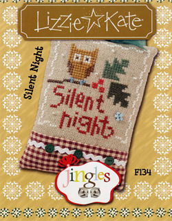 F134 Silent Night JINGLES Flip-its