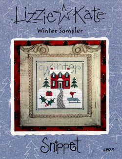 S23 Winter Sampler from Lizzie Kate