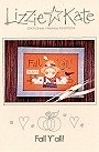 Fall Y'all -- counted cross stitch from Lizzie Kate
