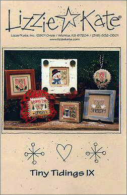 #113 Tiny Tidings IX from Lizzie Kate