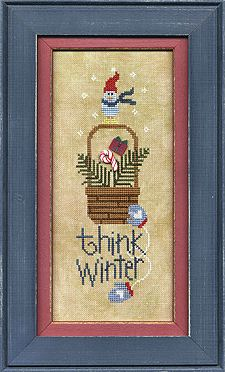 #121 Think Winters from Lizzie*Kate