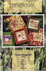 #140 Tiny Tidings XIV