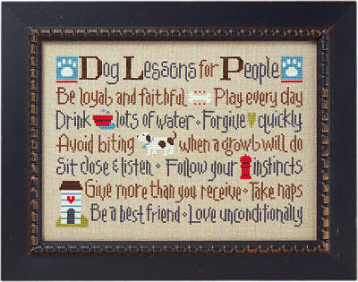 #143 Dog Lessons for People from Lizzie Kate