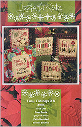#145 Tiny Tidings XV