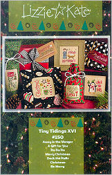 #150 Tiny Tidings XVI