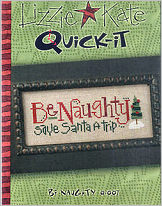 Q07 Be Naughty - Save Santa a Trip Quick-it