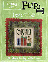 #F52 GIVING - 12 Blessings of Christmas Flip-It
