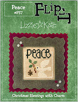 F57 PEACE - 12 Blessings of Christmas Flip-It