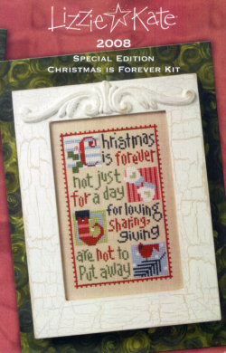 K35 Christmas is Forever 2008 Special Edition Kit