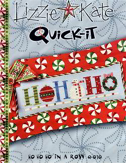 Q010 Hohoho in a Row Quick-it