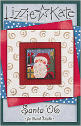PN015 Santa '06 (Punch Needle)