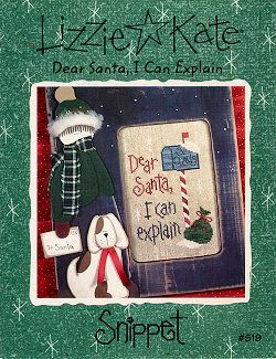 Dear Santa, I Can Explain Snippet from Lizzie Kate