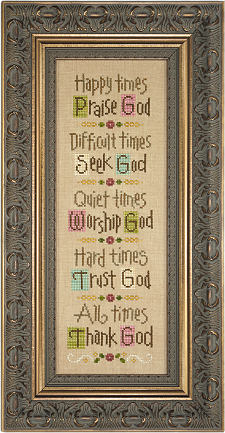 #141 Time for God from Lizzie Kate