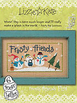 F124 Frosty Friends 6 Snow Belles Flip-it