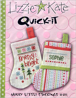 Q011 Merry Little Stockings Quick-it