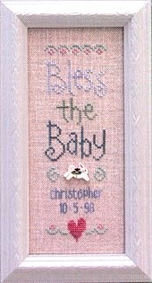 Bless the Baby Snippet from Lizzie Kate