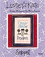 Cross-Stitcher in Residence -- counted cross stitch from Lizzie Kate