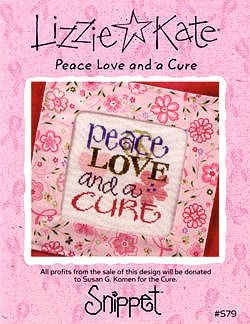 S79 Peace Love and a Cure (Breast Cancer Charity) -- Click to see our finished model